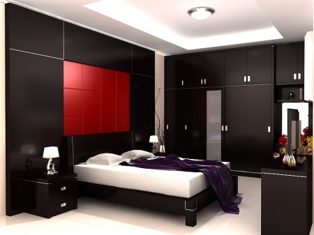 Furniture - Interior - Apartemen