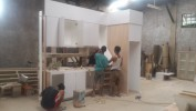 kitchen set kemang lavish di work shop